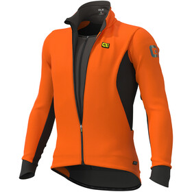 Alé Cycling Clima Protection 2.0 Course Combi DWR Chaqueta Hombre, fluo orange